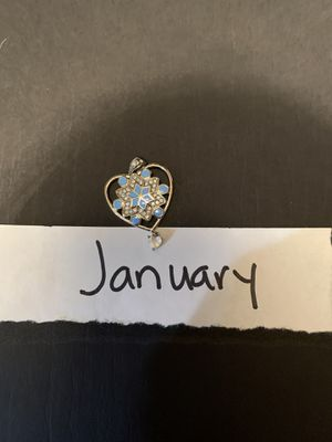 Monthly necklace charms for Sale in Camas, WA