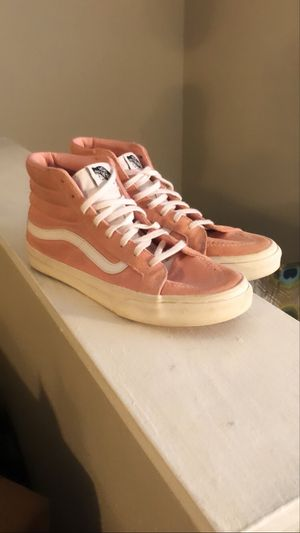 Prism Pink Vans Sk8 Hi for Sale in Houston, TX