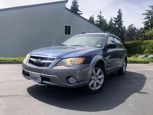 2008 Subaru Outback AWD- Crypto Okay for Sale in Edmonds, WA