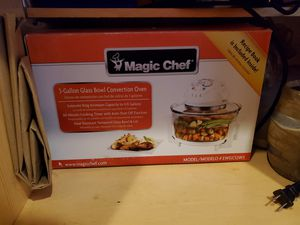 Brand New Magic Chef convection oven for Sale in Arnold, MD