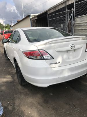PARTS CAR ONLY MAZDA 6 2009 for Sale in Tampa, FL