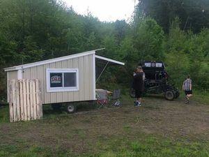 Custom little camper for Sale in Buffalo, NY