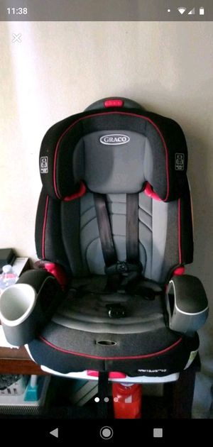 Nautilus 65 booster seat with back for Sale in Milpitas, CA