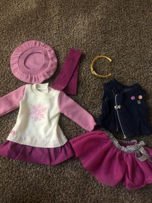 Authentic American Girl Doll Outfits for Sale in Vacaville, CA