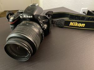 NIKON 5100 model excellent condition for Sale in Lake Forest, CA