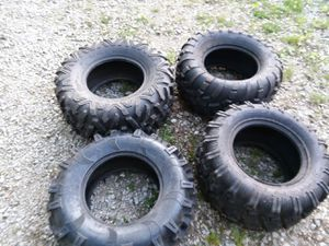 3 Atv and Utv Tires $25 each for Sale in Francisco, IN