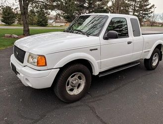 Run Nicely.2002 Ford Ranger FWDWheelsss Cruise control🍀Wonderful1 for Sale in San Francisco,  CA