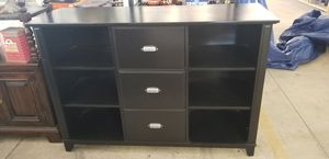 Havertys office filing wood cabinet with 6 shelves for Sale in Tarpon Springs, FL