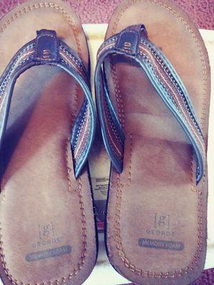 Men's flip flops and women's sandals and boots for Sale in Vidalia, GA