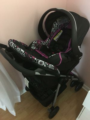 Car seat,car seat base,stroller for Sale in Syracuse, NY