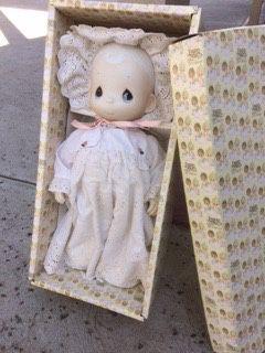 Aaron(boy angel)precious moments doll for Sale in Tempe, AZ