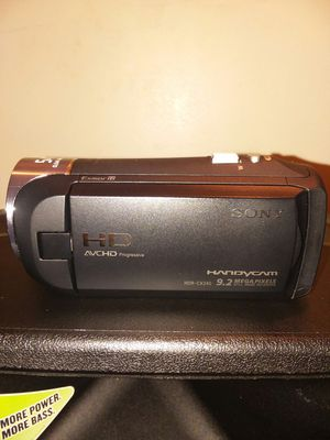 Hard disc handy man Vedio camera for Sale in West Palm Beach, FL
