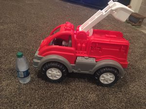 FIRETRUCK ! SUPER LARGE 25 INCHES LONG! NEW! CLEAN! for Sale in Modesto, CA