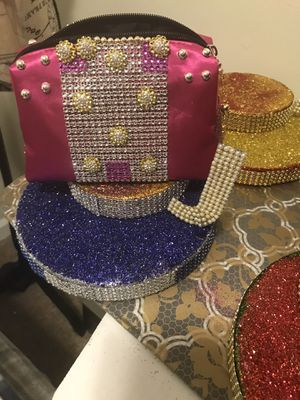 Hand Crafted Makeup Bag for Sale in Central Islip, NY