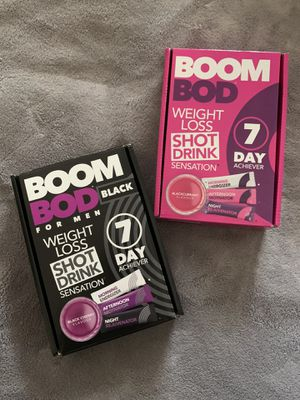 Boombod Weight loss shot drink Health and beauty for Sale in Lake Grove, OR