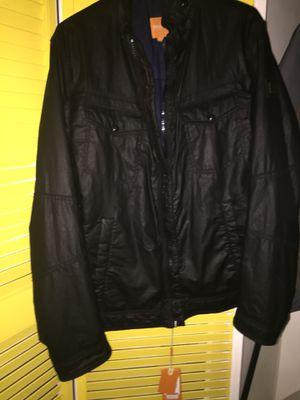 Men's coat size 40 R Boss color Black for Sale in Tamarac, FL