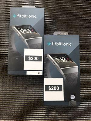 Fitbit ionic for Sale in Rialto, CA