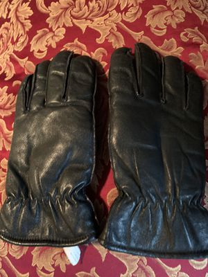 Leather Large Size Men's Gloves for Sale in Germantown, MD