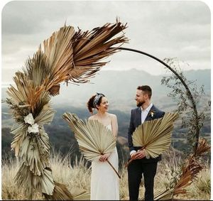 DIY Fan shape dried palms for boho wedding decor, centerpieces, home decor for Sale in Duluth, GA
