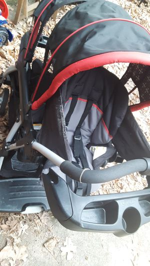 Double stroller for Sale in Charlotte, NC