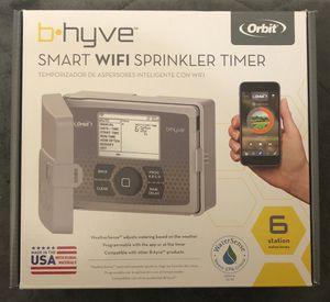 Orbit b-hyve Smart WiFi Sprinkler Timer 6 Station WaterSense for Sale in Los Angeles, CA