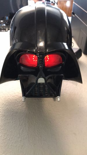Star Wars Darth Vader collectible/toy -lights and sound - HARD to find!! for Sale in Mulberry, FL