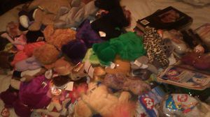 Beanie babies a170 of them for Sale in Riverside, CA