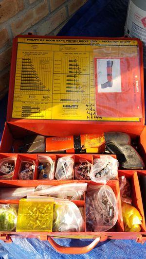 Hilti nail gun for Sale in Addison, IL