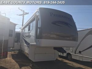5th wheel 2009 Holiday Rambler Presidential suite for Sale in Lakeside, CA