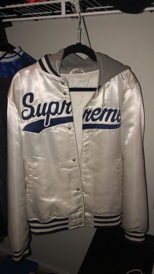 Supreme Varsity Jacket for Sale in Leesburg, VA