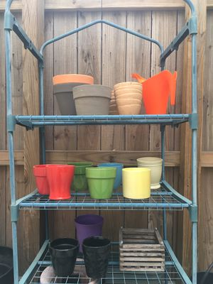 Various planting pots for Sale in Houston, TX