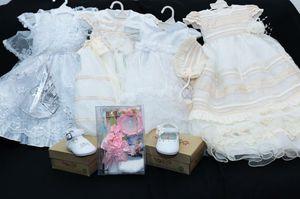 Baptism/ Bautizo Dress for Sale in Chicago, IL