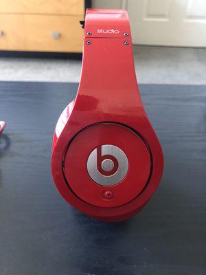 Beat By Dre Studio Headphones 2012 for Sale in San Francisco, CA