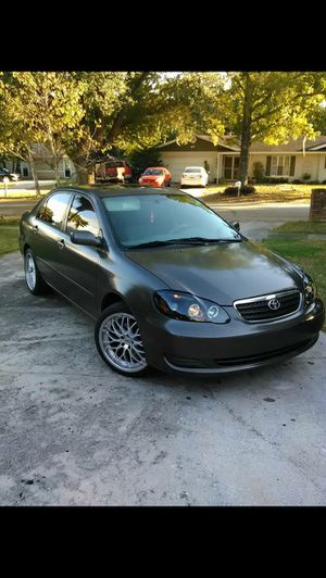 05 Toyota Corolla halo headlights (lights only) for Sale in Orlando, FL