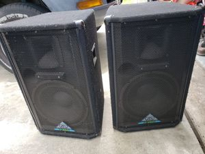 Ground Audio Design speaker set. Moving out of business and want it go ASAP..make an offer for Sale in Houston, TX