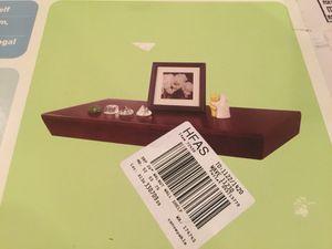 Walnut Wall Shelf -2 for Sale in Bowie, MD