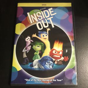 Disney's Inside Out dvd for Sale in South Pasadena, CA