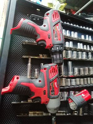 Milwaukee M12 Impact Driver And Drill Set for Sale in Santee, CA