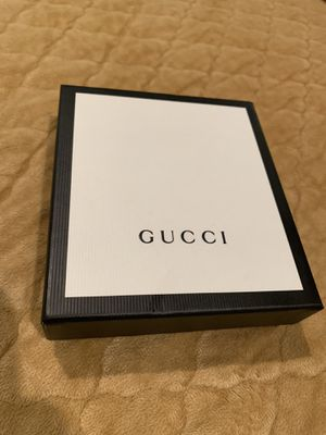 Gucci Wallet Box for Sale in Anaheim, CA