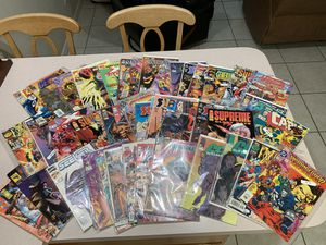 Comic Books .75 each or make reasonable offer for all for Sale in Fort Pierce, FL