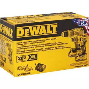 Dewalt hammer drill/impact XR for Sale in Phoenix, AZ
