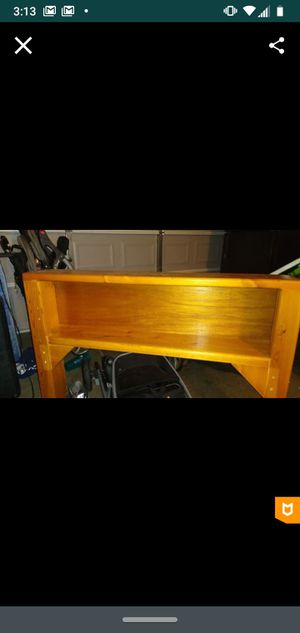 Twin bed frame and headboard for Sale in Stockton, CA