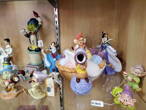 Disney Figurines Assorted $6.00 & Up for Sale in Phoenix, AZ