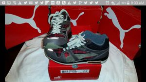 **NEW** PUMA XS 850 MID FLANNEL BROWN SHOES SZ 10 346374-01 Fashion for Sale in Orlando, FL