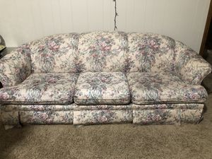 Nice and clean sofa for sale for Sale in Tulsa, OK