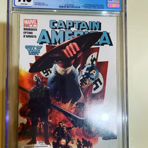 Marvel Comics 1st Winter Soldier: Captain America for Sale in South El Monte, CA
