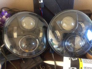 """Jeep 7"""" Round headlights JW Speaker for Sale in Lancaster, OH"""