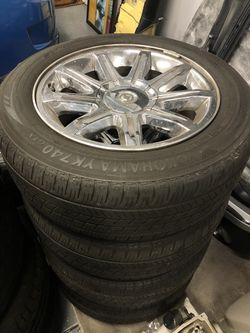Factory Chrysler 300 C Wheels for Sale in Anaheim,  CA