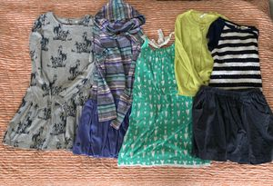 Tea collection & Jcrew/ kids crewcuts SZ10 6pc for Sale in Spring, TX