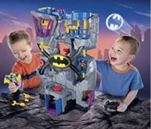 Fisher Price Batman's Bat Cave by Imaginex for Sale in Leesburg, VA